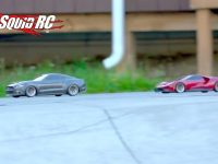 Traxxas Road Racing Fun at Woodward Video