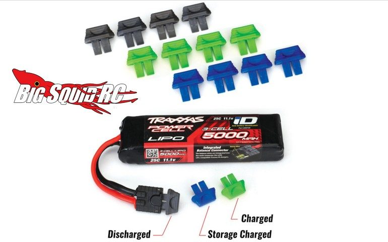 Traxxas Battery Charge Indicator Plugs