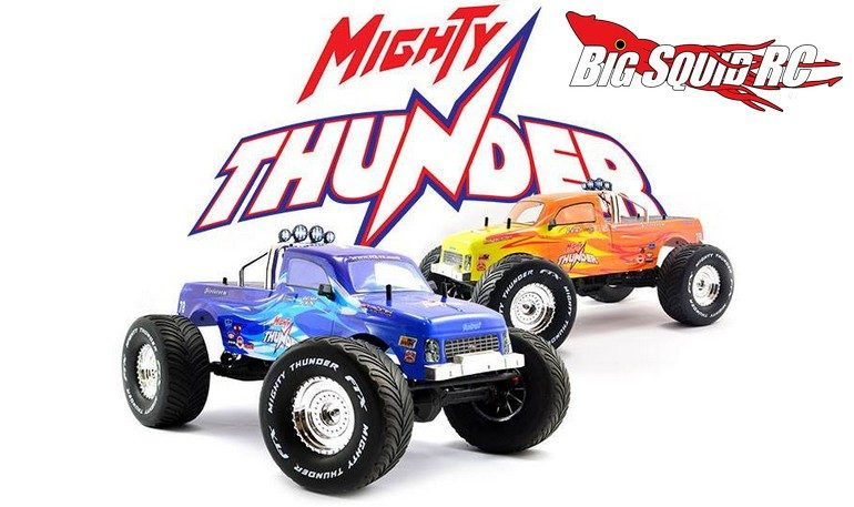 FTX Mighty Thunder Monster Truck