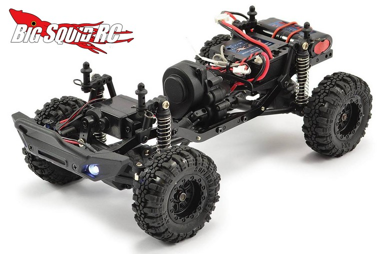 Mini Led Light Bar >> FTX 1/24 Outback Mini Scale Crawler « Big Squid RC – RC Car and Truck News, Reviews, Videos, and ...