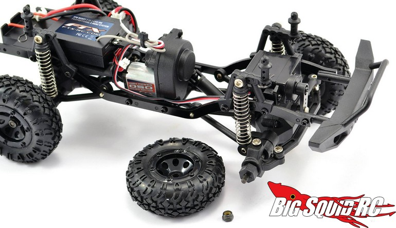 Ftx 1 24 Outback Mini Scale Crawler 171 Big Squid Rc Rc
