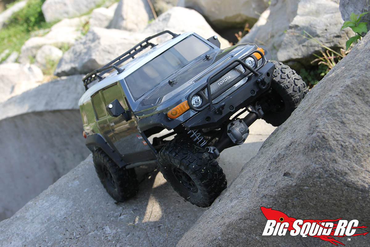 Hpi Venture Fj Review
