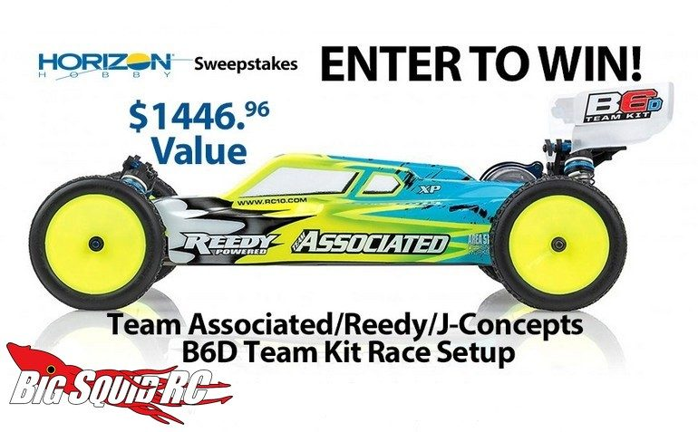 Horizon Hobby Associated B6D Sweepstakes