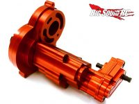 Integy Alloy Gearbox Housing LCG Transfer Case SCX10 II