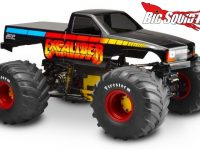 JConcepts 1988 Chevy Silverado Snoop Nose MT Body