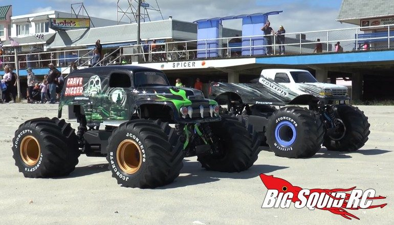JConcepts Monster Truck Video