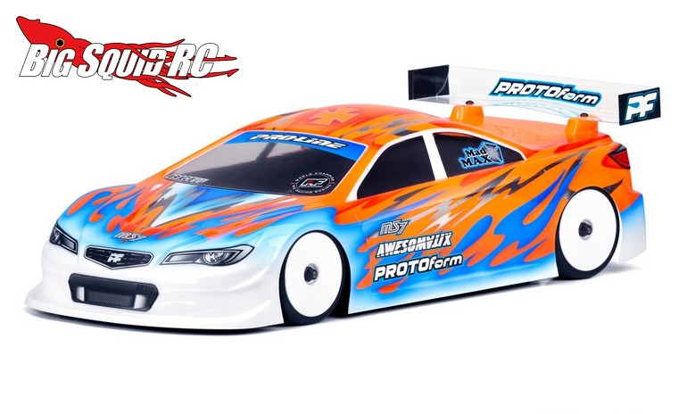 PROTOform MS7 Touring Car Body « Big Squid RC – RC Car and