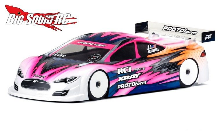 PROTOform Type-S Touring Car Body