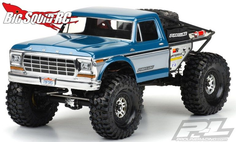 Pro-Line 1979 Ford F-150 Clear Body