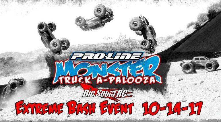 Pro-Line BigSquidRC Monster Truck A-Palooza