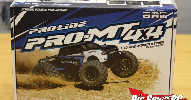 Pro-Line PRO-MT 4x4