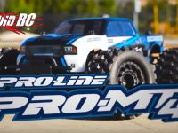 Pro-Line PRO-MT 4x4 Video