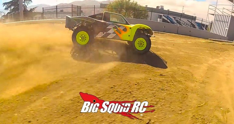 Pro-Line Fugitive Tire Video