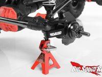 RC4WD Aluminum Steering Knuckles SCX10 II
