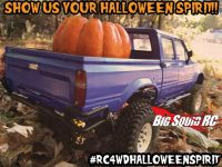 RC4WD Halloween Spirit Contest