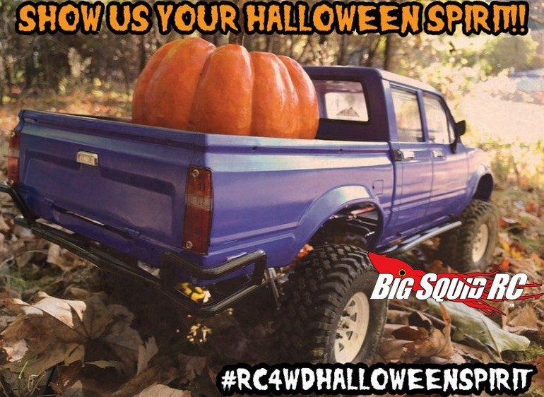 RC4WD Halloween Spirit Contest