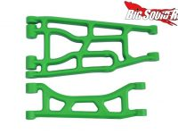 RPM Green Traxxas X-Maxx Upper & Lower A-arms