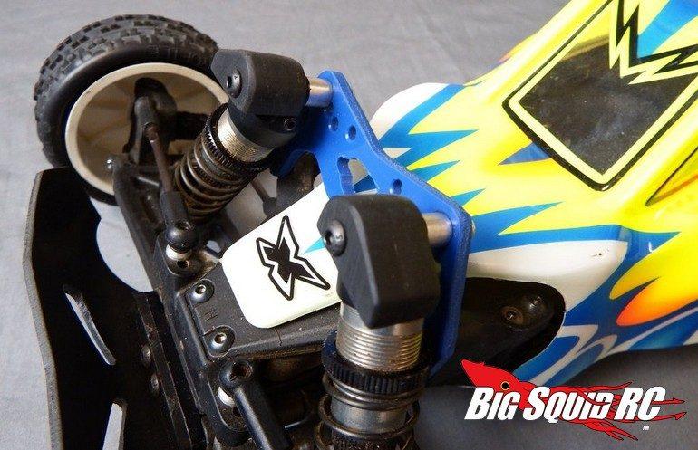 T-Bone Racing Front Shock Cap Guards XRay XB2