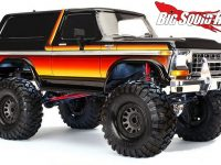 Traxxas 1979 Ford Bronco Body Kit TRX-4