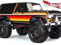 Traxxas 1979 Ford Bronco Body Kit TRX-4