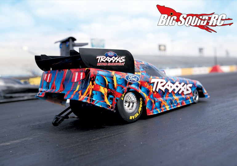 Gallery & Traxxas Ford Mustang NHRA Funny Car Race Replica « Big Squid RC ... markmcfarlin.com