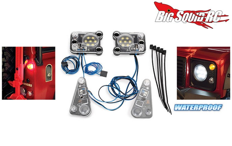 Coming Soon Trx 4 Led Light Kits From Traxxas 171 Big