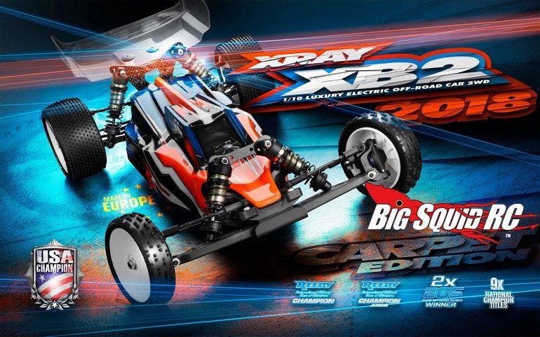 XRay XB2C 2018 Buggy