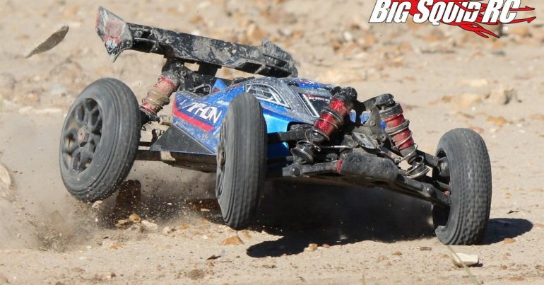 2018 ARRMA Typhon Review