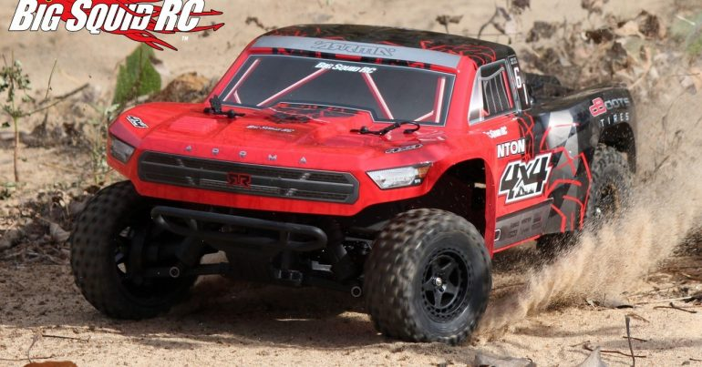 ARRMA SENTON 4x4 MEGA Review