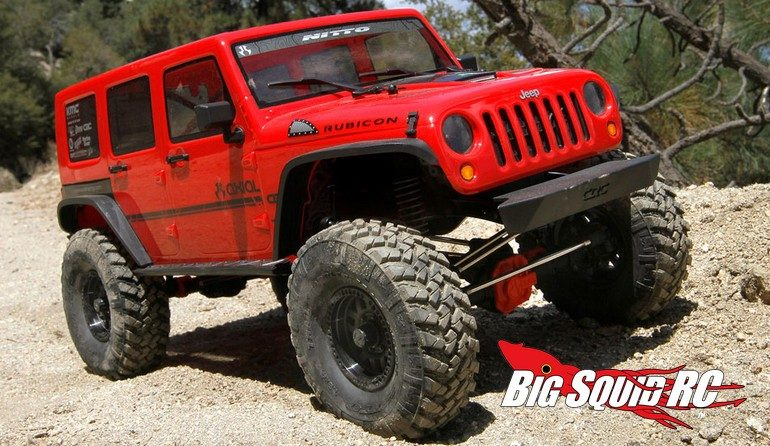 Axial SCX10 II 2017 Jeep Wrangler Unlimited CRC