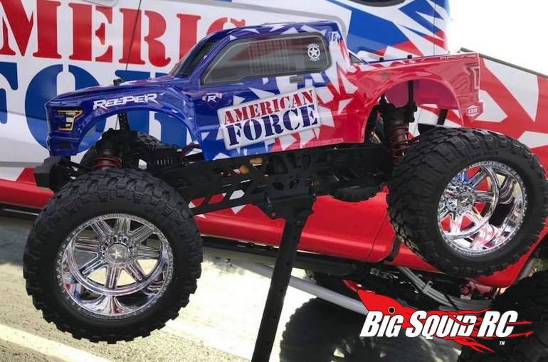 Cen Racing Reeper American Force Edition Big Squid Rc News