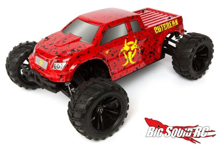 Force RC Outbreak Monster Truck