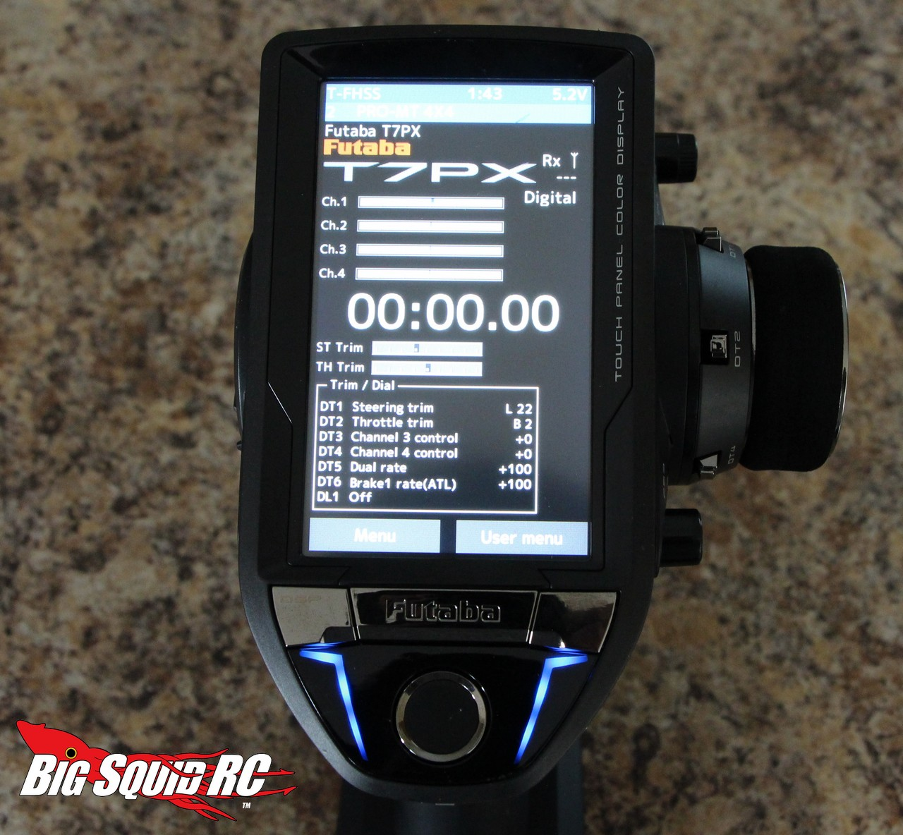 futaba 7px limited edition review