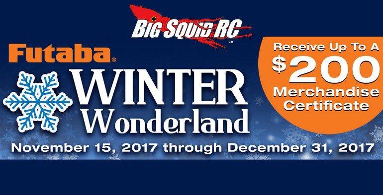 Futaba Winter Wonderland