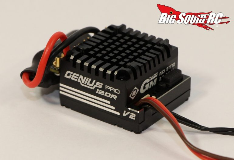 Graupner GM Genius 120R +T PRO V2 Review