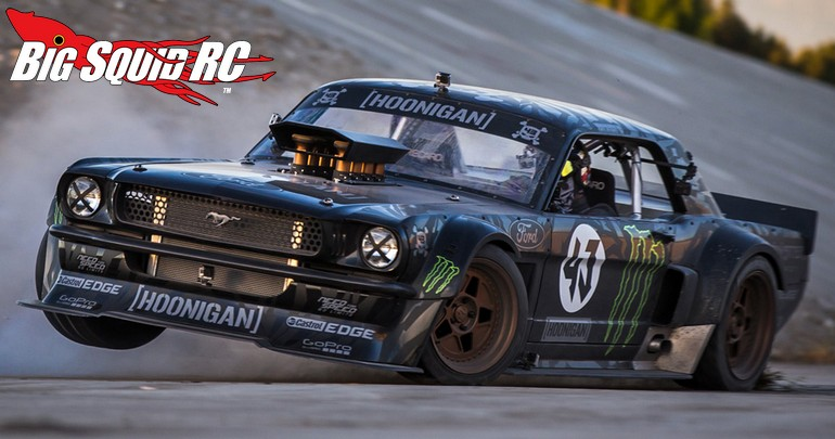 hpi racing ken block 65 ford mustang hoonicorn rtr big squid rc rc car and truck news. Black Bedroom Furniture Sets. Home Design Ideas