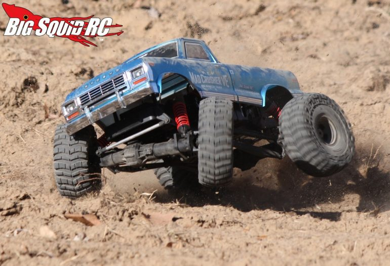 Kyosho Mad Crusher VE Review