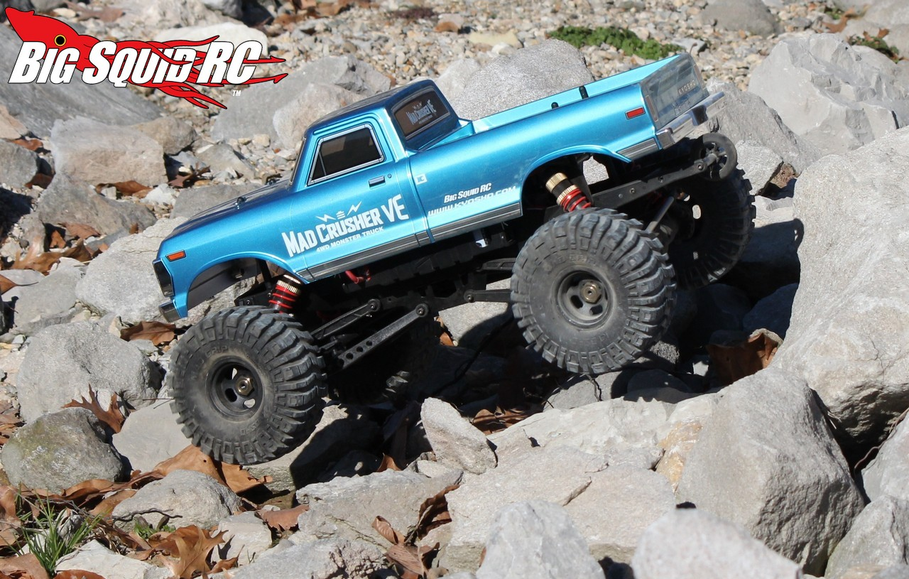 Kyosho Mad Crusher Ve Review 171 Big Squid Rc Rc Car And