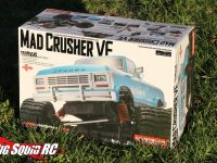 Kyosho Mad Crusher VE Unboxing