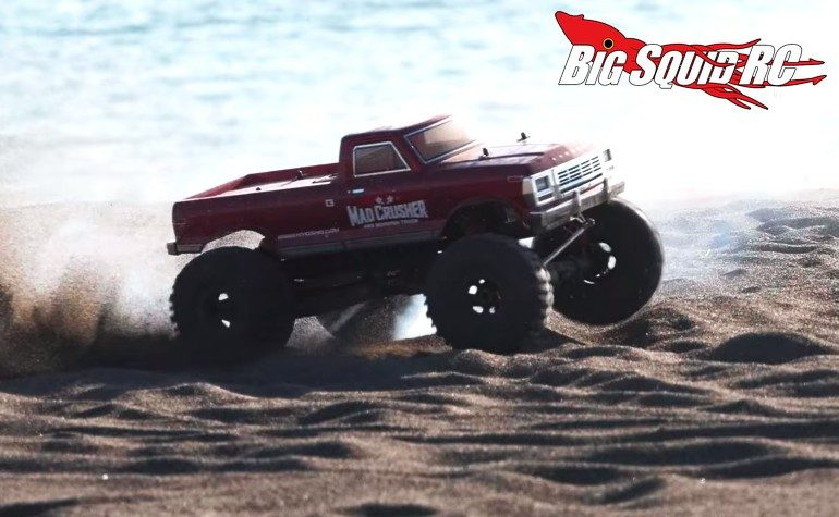 Kyosho Mad Crusher Video