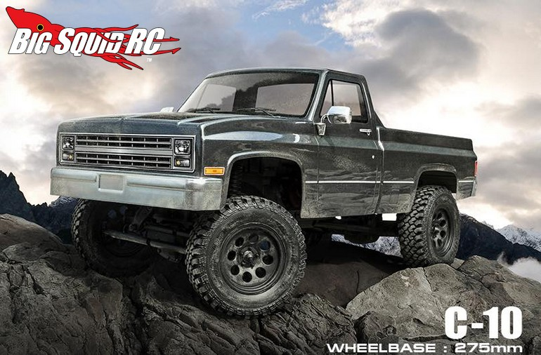 2017 Ford Truck Colors >> MST CMX C-10 RTR Scale Crawler « Big Squid RC – RC Car and ...