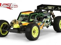 Pro-Line Elite Clear Body TLR 5IVE-B