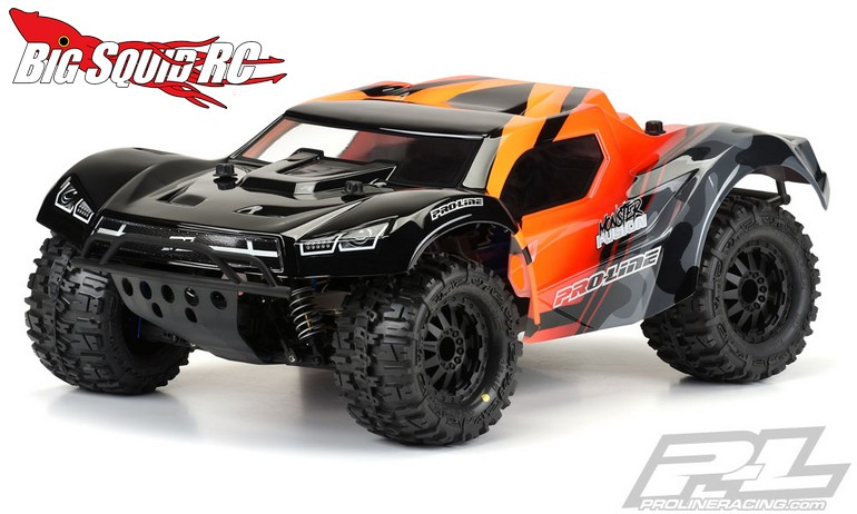 rc car makes with Pro Line Monster Fusion Clear Body on Xbox Two Concept 527334040 further Watch moreover 28006 Pfister 811 as well Watch as well 80905  petition Version Brushless P 32631.