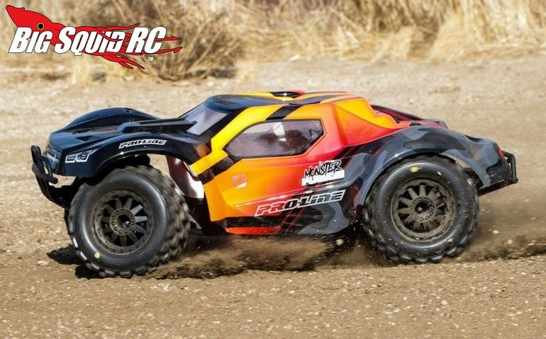 Pro-Line Monster Fusion Body