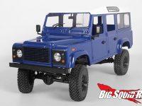 RC4WD Dark Blue Gelande II D110 Body Set
