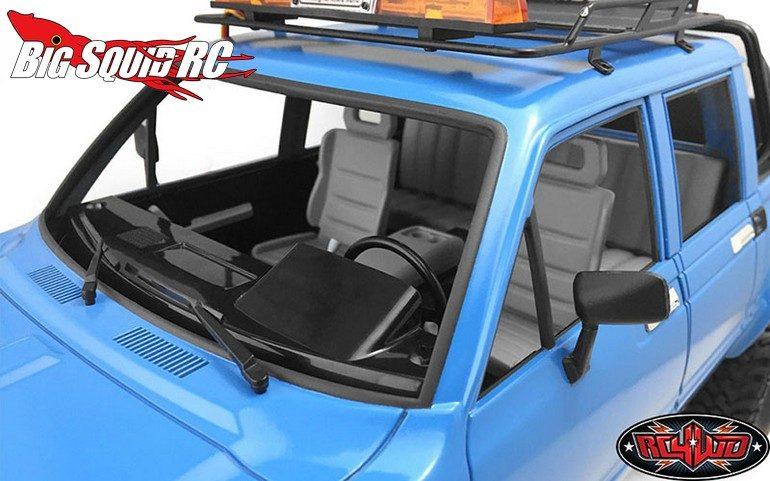 RC4WD Full Metal Interior Mojave II Four Door