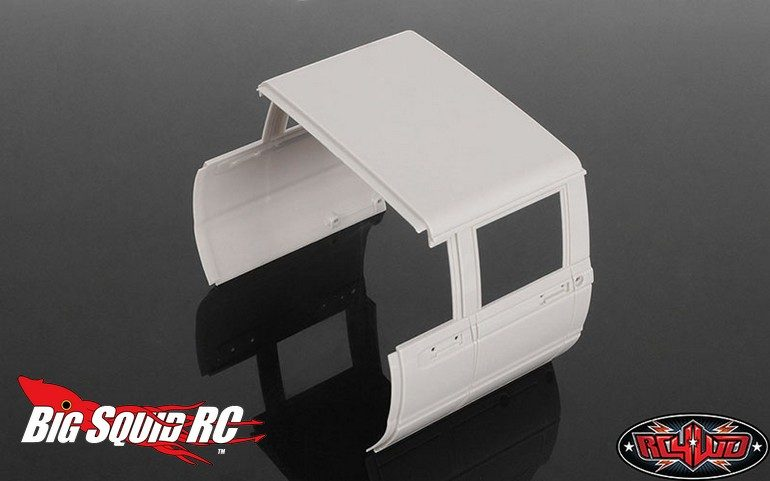 RC4WD Mojave II Four Door Conversion