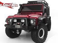 RC4WD Pawn Metal Front Bumper TRX-4