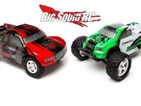 Revolution Seismic 4wd 1/18 SCT MT