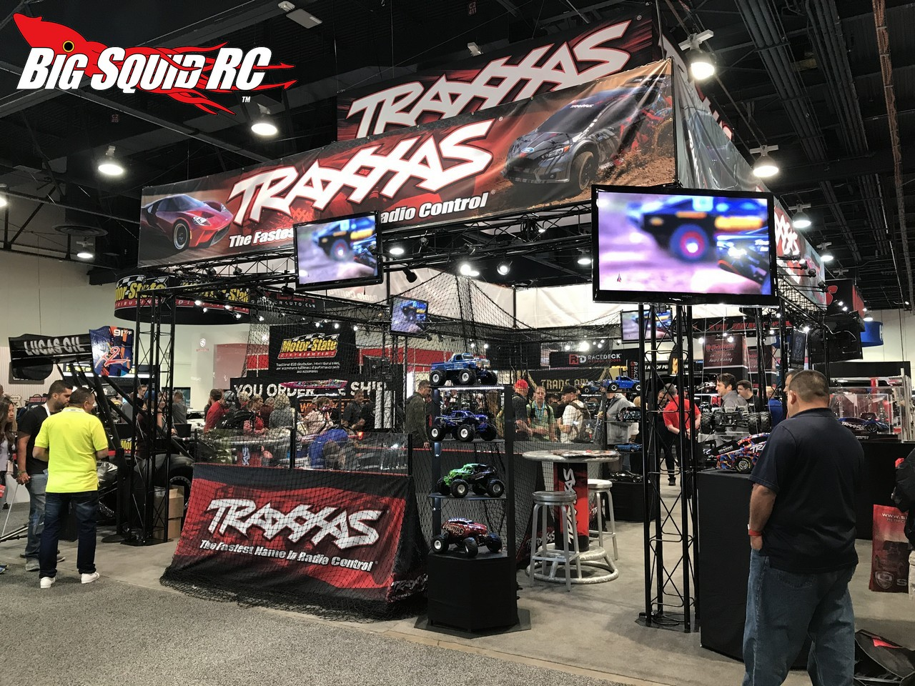 2017 sema show coverage big squid rc rc car and truck news reviews videos and more. Black Bedroom Furniture Sets. Home Design Ideas